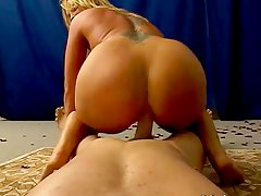 big-cock blonde, riding, big-ass, dick, ass, slut, sucking